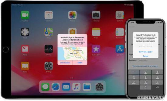 苹果遭用户集体起诉:双重认证无法关闭侵犯隐私