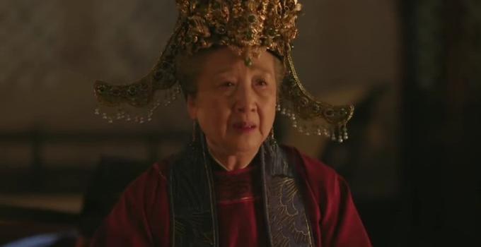 知否太后被皇上赐三尺白绫 明兰一句话却让桓王放过了她