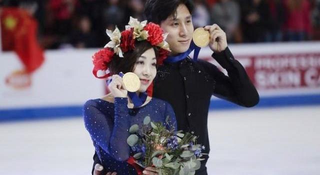隋文静韩聪冠军是怎么回事 四大洲花样滑冰锦标赛双人滑夺冠