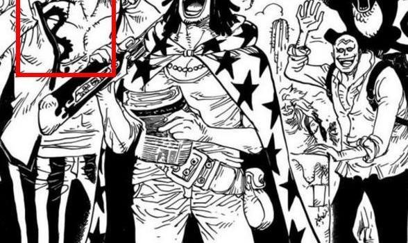 海贼王漫画933话:狂死郎反水大蛇将军 小紫成了路飞团助力!