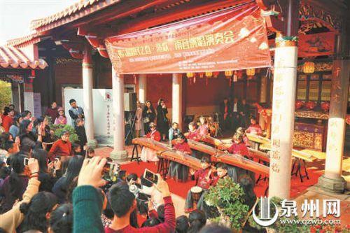 春节假期泉州欢迎游客297.52万人次 旅游支出28.84亿元
