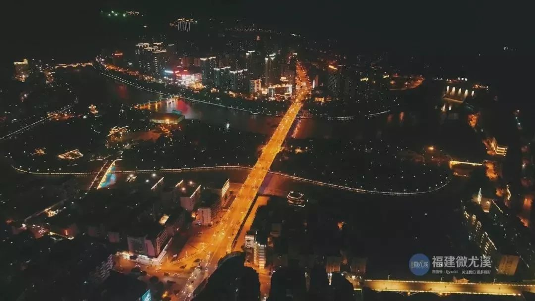惊艳了!三明尤溪的夜空流光溢彩!这颜值你打几分?