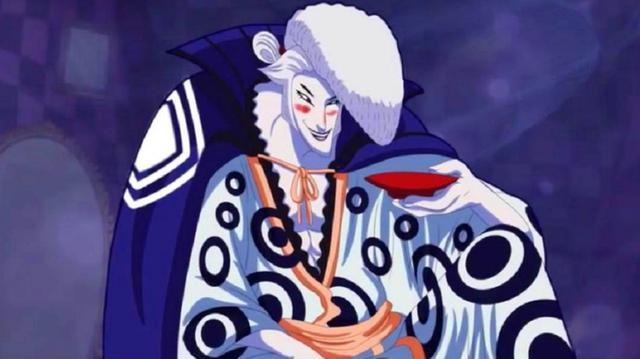 海贼王:和之国20年前大战都有哪些强者 四皇级三人元帅级一人