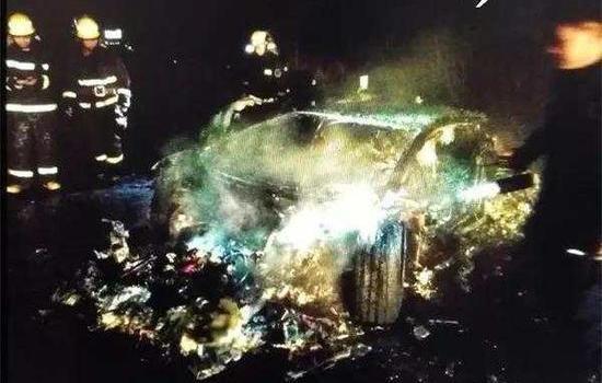 兰博基尼烧成废铁事件来龙去脉 兰博基尼为什么会被烧成废铁