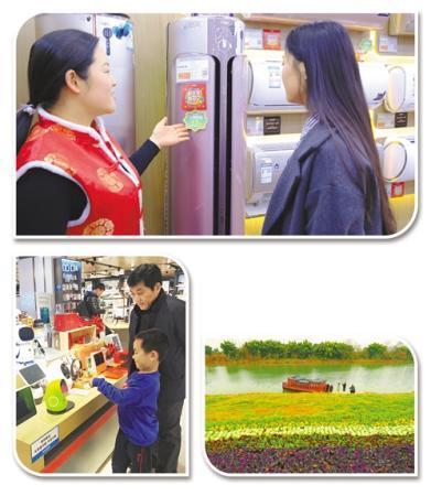 农村网购、信息消费 春节账单彰显消费澎湃动能