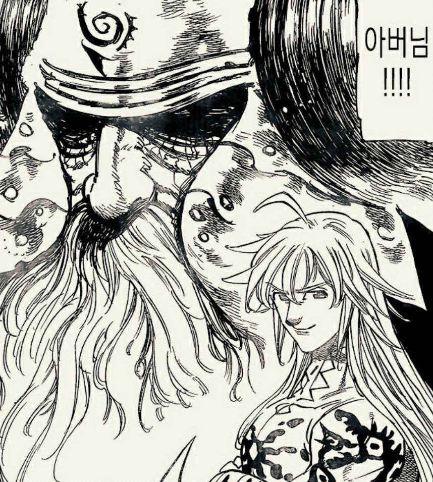 七大罪300话:团长竟是魔神王 从组团起就是阴谋