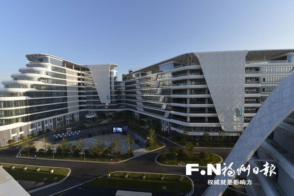 福州:聚焦五大体系 建设幸福之城