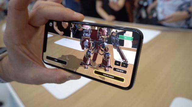 iPhone明年或推AR摄像头手机 苹果AR项目是什么