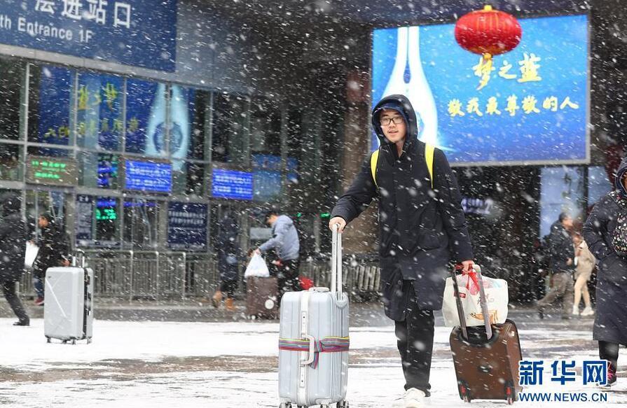 降雪进京证办下来了是什么梗什么意思?北京这场雪盼了很久了!