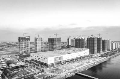 福州滨海新城:砥砺两载 城起东南