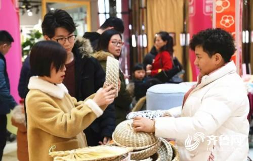 """寿光传统工艺文明展在洛城举行 一场""""非遗盛宴""""等你来"""