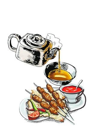 春节期间! 送进茶馆的外卖量厦门排全国第一