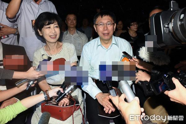 柯文哲妻子陈佩琪状告台湾三立电视台侵害名誉权