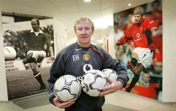 曼联传奇锻练离世 埃里克-哈里森曾创造出92班