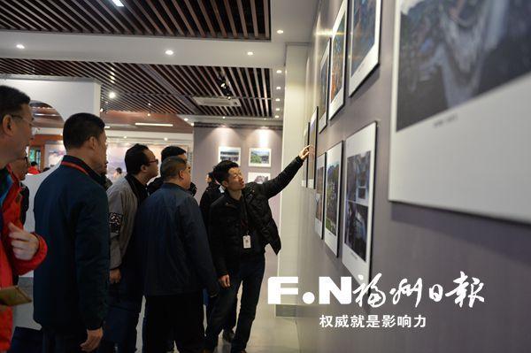 """""""福州古厝""""历史建筑图片展开幕 展览持续至21日"""