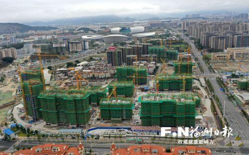 福州市建发集团多个重点项目吹响全面复工号角
