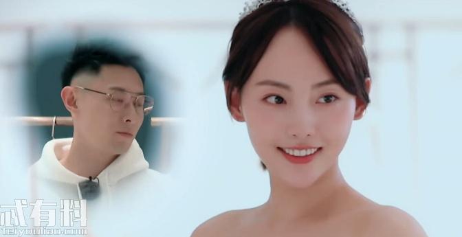 妻子的浪漫旅行2张嘉倪穿婚纱似仙女,买超看呆夸赞5个字!