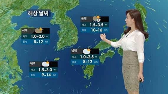 韩国节目出现重大失误怎么回事 女主持浑然不知照常播报【图】