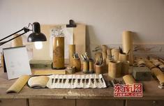 莆田刘氏留青竹刻:刻刀在竹片上行走,艺术在创新中传承