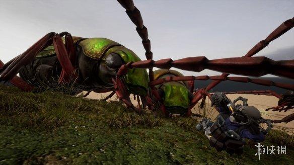 地球防卫军:铁雨情报 谜之超巨大生物兵器登场