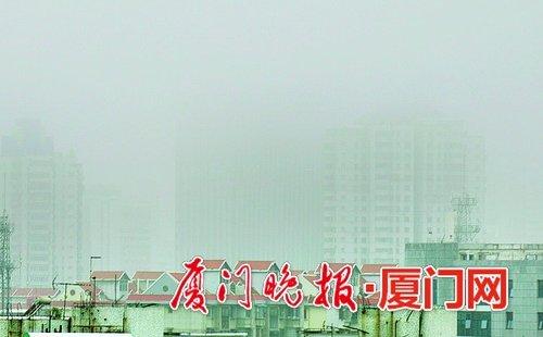 """厦门2月份""""零的突破"""" 一场雨超过上月总量"""