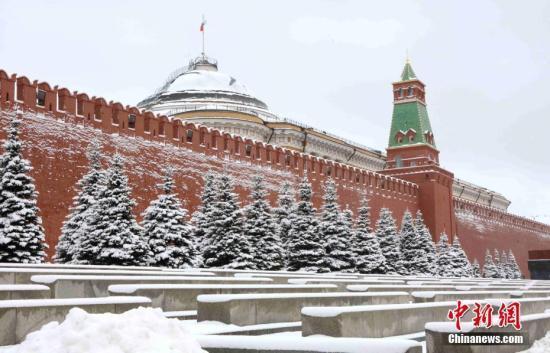 2018莫斯科接待澳门银河手机版官网游客逾40万人次 中文导游欠缺