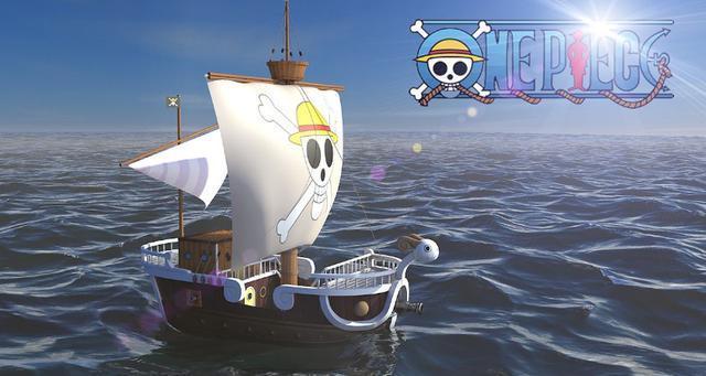 """海贼王:最大海贼船亮相 古代兵器""""冥王""""都比不上它"""