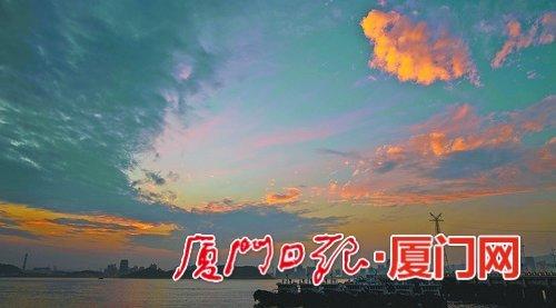 """""""超级月亮""""庆元宵!厦门市民网友纷纷""""晒月亮"""""""