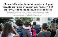 法国中小学废除爸妈称谓事件始末 法国中小学生现在叫父母什么?
