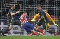欧冠:尤文0-2马竞 吉梅内斯破门戈丁建功