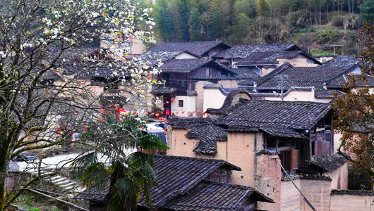 中国传统村落:福建屏南厦地村