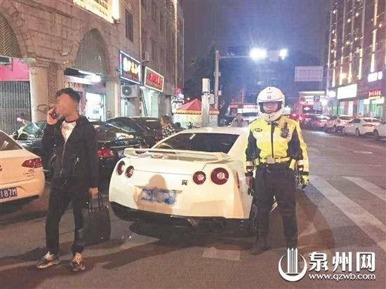 两豪车闹元宵 被查均涉嫌擅自改装 处罚款并责令恢复原状