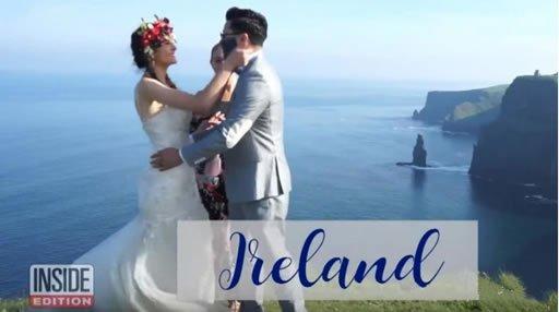 丈夫与空姐老婆在12个国度办12场婚礼 来过中国