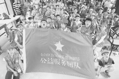 福州台江:看,百年老街那一抹志愿红