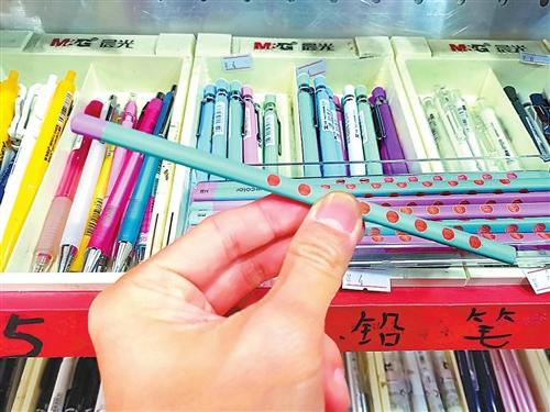 网红洞洞笔 能改正孩子握姿?