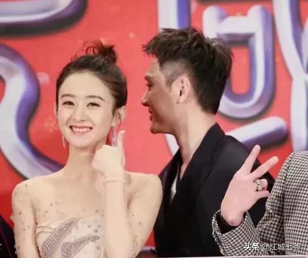 冯绍峰不警惕说宝宝性别,预备三个名字让颖宝来选,这也太随意!
