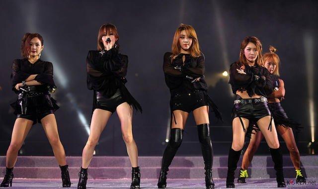 韩国限制长相相似歌手出镜的决定 在遭到抗议后撤回