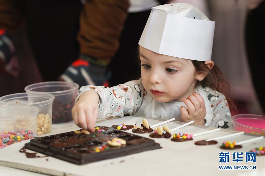 第六届布鲁塞尔巧克力沙龙 视觉与味觉的盛宴