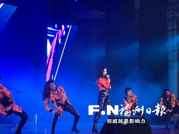 两岸青年音乐人新春演唱会开唱