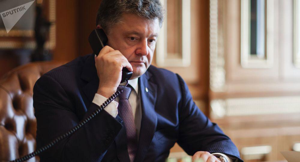 乌克兰总统抱怨普京不接电话 普京曾这样说