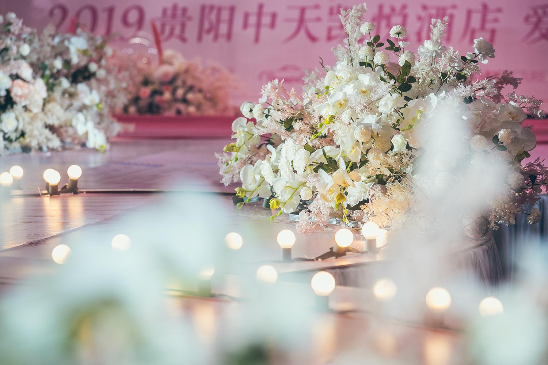 春日暖阳 贵阳来了一场全城最粉的婚博会