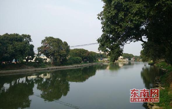 莆田荔城西天尾镇清淤疏浚河道 助推流域水质提升