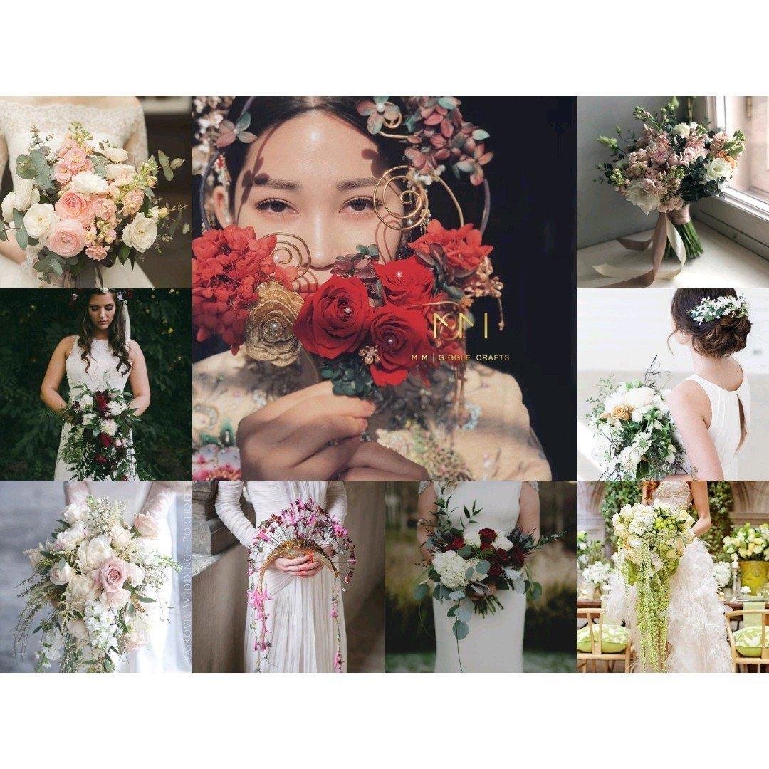 手捧花用假花不吉利?新娘手捧花用什么花?