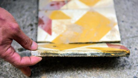 泉州花砖:藏在旧时光里的一抹惊艳