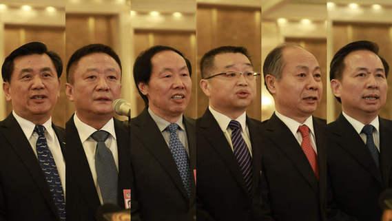 首场部长通道开启!你关心的事,6位部长都回答了