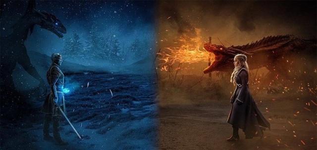 权力的游戏第八季播出时间 片花意外透露史塔克家族人员死亡顺序