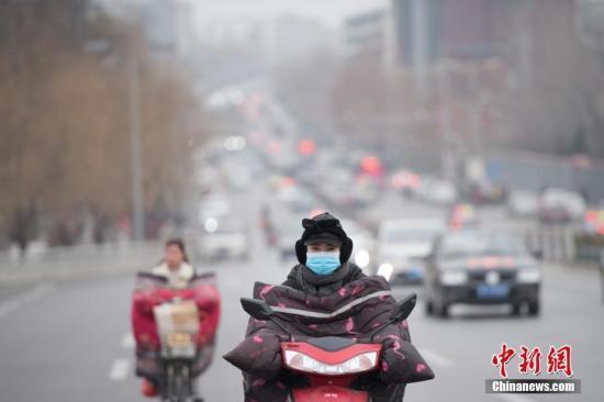生态情况部:本年天下未达标都会PM2.5要同比降落2%