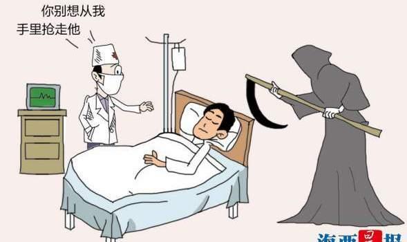 """六旬游泳教练突发脑梗死 同事医生接力""""抢""""回生命"""