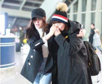 张天爱回应粉丝机场受伤说了什么?张天爱粉丝是怎么受伤的