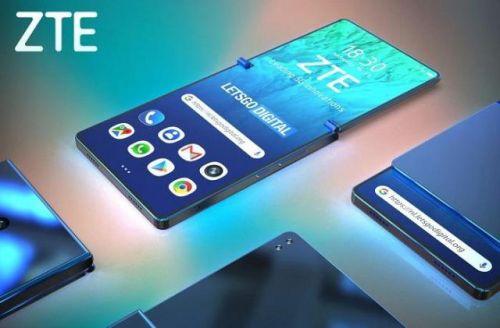 [中兴可折叠手机配置]中兴可折叠手机长什么样的?中兴可折叠手机价位多少何时上市详情